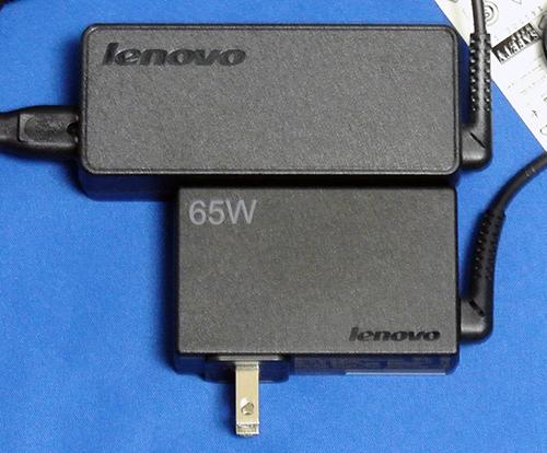 Lenovo 65W トラベル AC アダプター