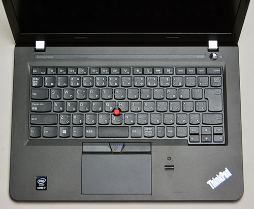 ThinkPad E450。