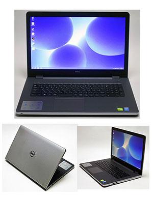 デル17.3型ノートPC<br />New Inspiron 17 5000 大画面スタンダードノートPC
