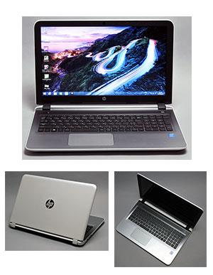 HP15.6型 Pavilion 15-ab000 人気のスタンダードノートPC