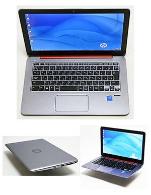 HP12.5型モバイルノートPC<br />EliteBook Folio 1020 G1<br />Special Edition  重量1kgの軽量ノートPC