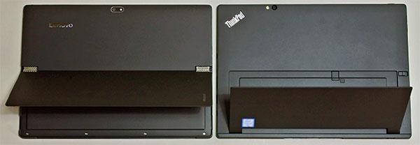 左MIIX 700、右X1 Tablet