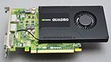 NVIDIA QuadroK2200 4GBの製品レビュー