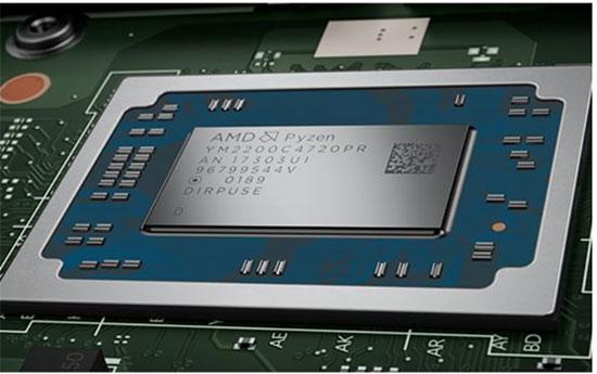 AMD Radeon Vega8 モバイルグラフィックス