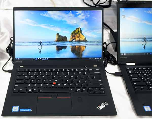 新型ThinkPad X1 Carbon