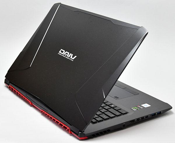 Lenovo ideapad 720S製品レビュー