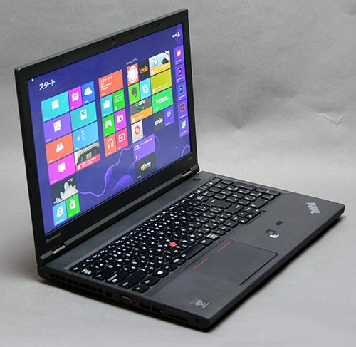 ThinkPad w540
