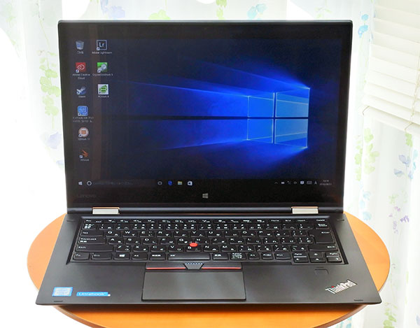 新型ThinkPad X1 Yoga