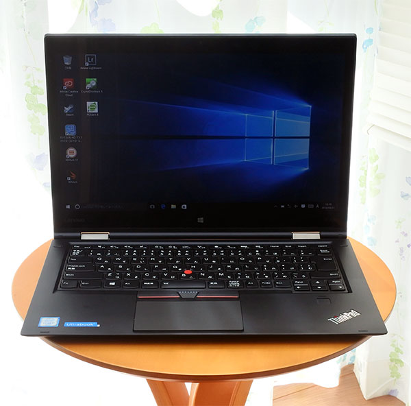 ThinkPad X1 Carbonの製品レビュー