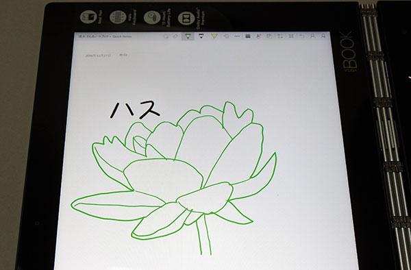 Microsoft OneNoteは、図形も描ける
