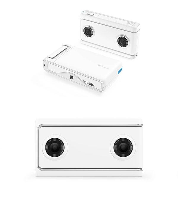 誰でもカンタンにVRコンテンツが作れるLenovo Mirage Camera with Daydream