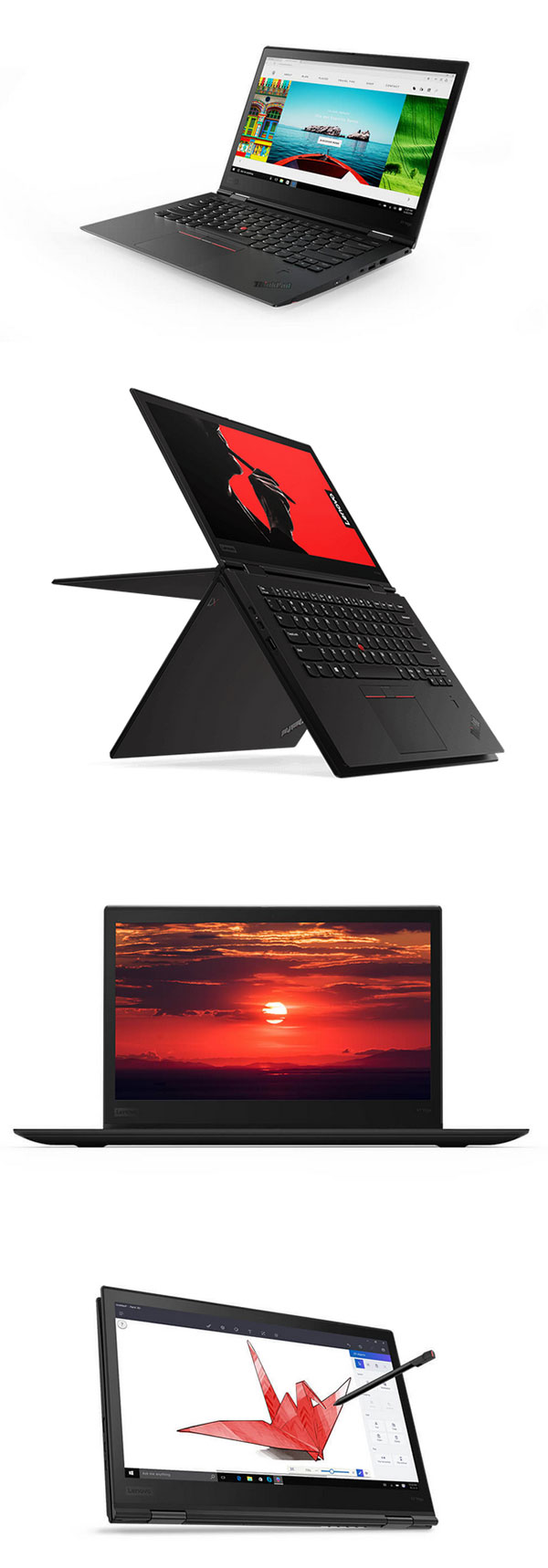 2018年型ThinkPad X1 Yoga